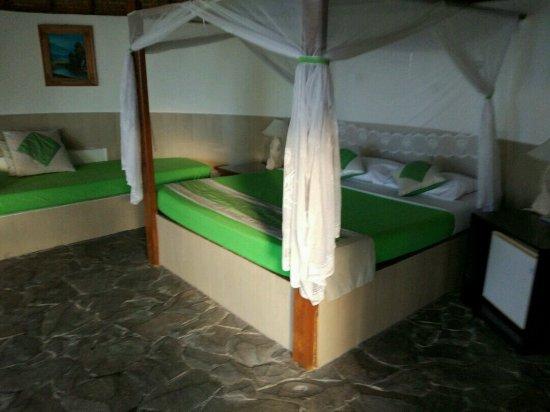 Coconuts Beach Resort: kamar nomor 14