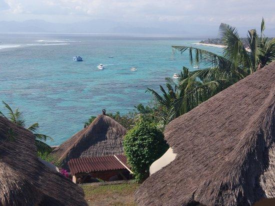 Coconuts Beach Resort: biru pantai yang indah