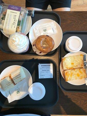 Starbucks Sangam DMC