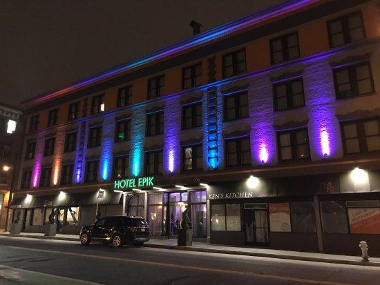Hotel Epik San Francisco Ca Opiniones Y Comparaci N