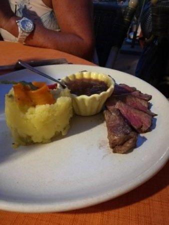 Le Recreation: viande rouge