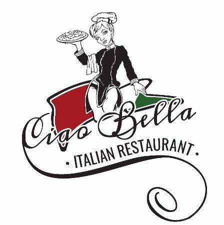 logo picture of ciao bella italian restaurant and pizza kettering rh tripadvisor com italian restaurant logo ideas italian restaurant logo game