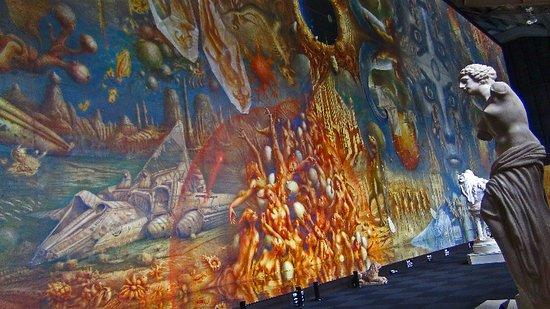 Niikappu-cho, Japan: 世界最大の油彩画