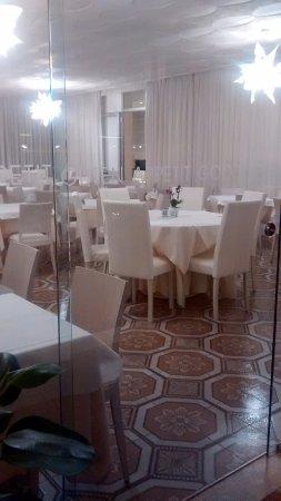 Hotel Riviera: Sala pranzo