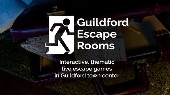 Escape room guildford