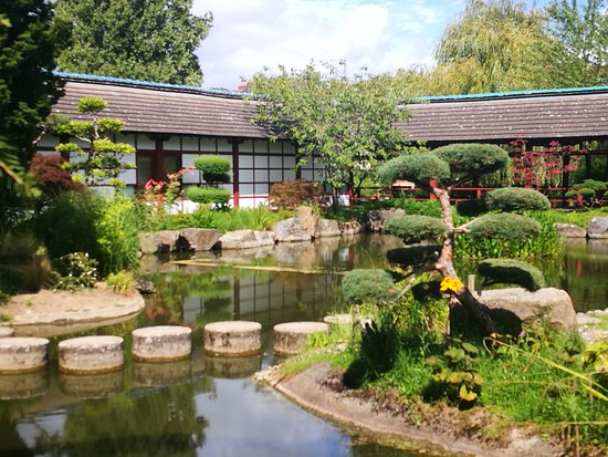 Jardin japonais nantes france top tips before you go with photos tripadvisor for Jardin japonais nantes