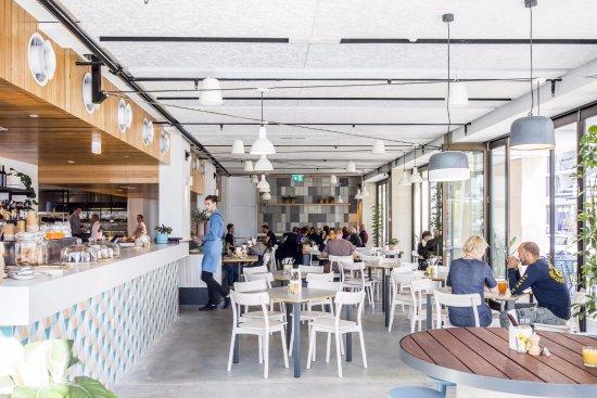 Rivervale, Australia: Springs Kitchen