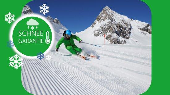 Flirsch, Österreich: Skiing