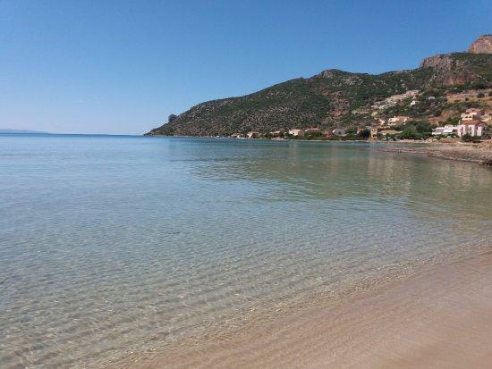 Plitra, กรีซ: ΠΑΡΑΛΙΑ ΠΛΥΤΡΑΣ