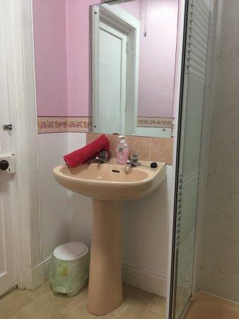Osprey Hotel : Salle de bain