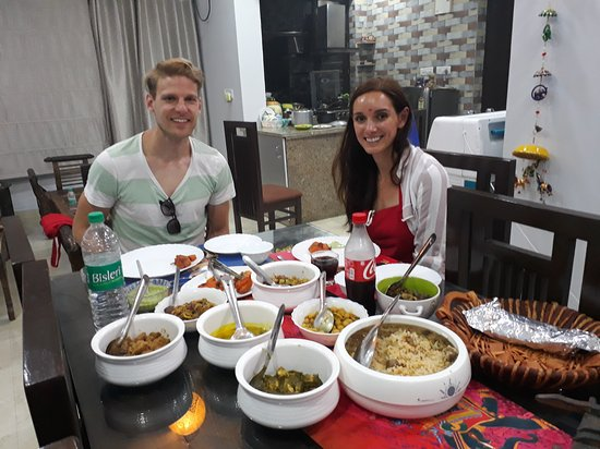 Agra Cooking & Exotic Dining