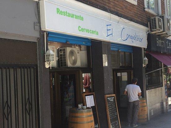 Restaurante El Conquistador Madrid Chopera Fotos Y Restaurante
