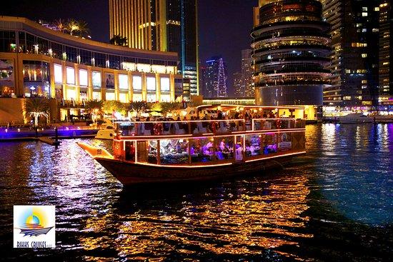 Rikks Cruises - Dhow Cruise Dubai