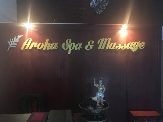 ‪Aroha Spa & Massage‬