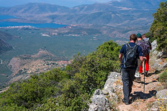 Trekking Hellas - Delphi Day Tours