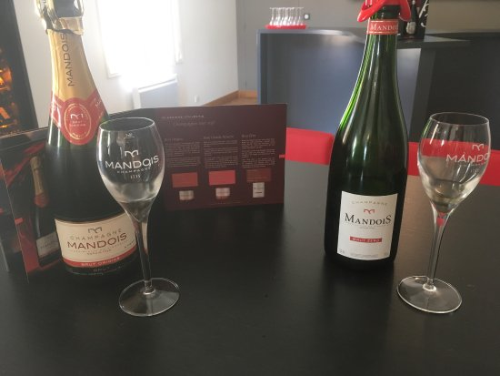 Champagne Mandois