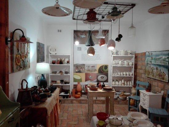Labin, Croacia: Merania ceramic manufacture