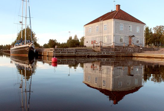Raahe, Finnland: Pakkahuoneen museo, Rantakatu 33