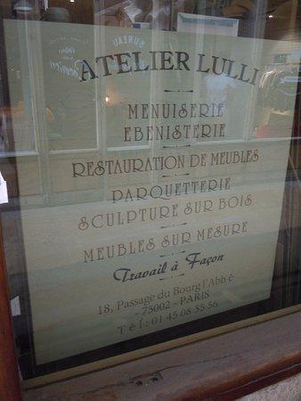 Les Boutiques Picture Of Passage Du Bourg L Abbe Paris Tripadvisor