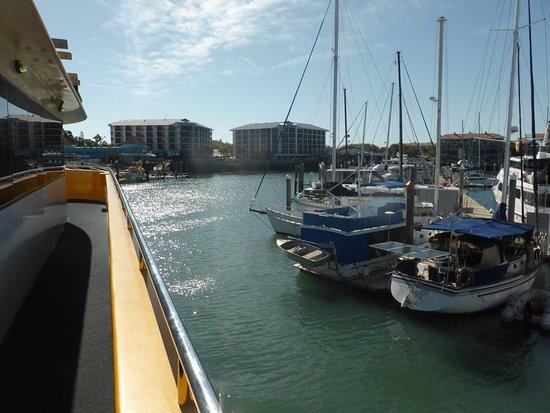 Hervey Bay Marina Restaurants