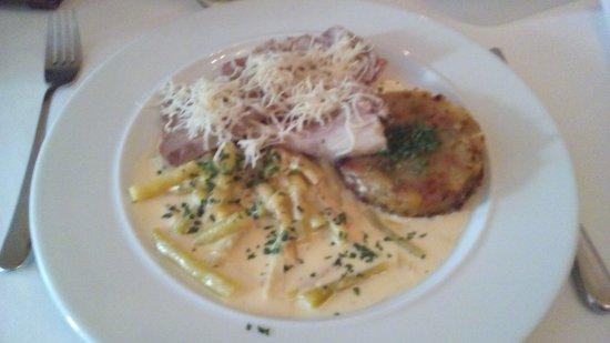 Gasthaus Woracziczky: main course