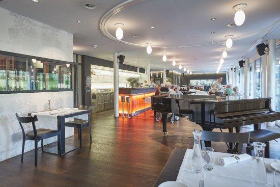 Speicher, Schweiz: Restaurant Aglio e Olio