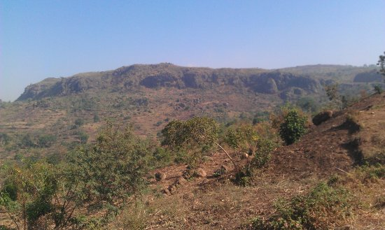 Eastern Region, Uganda: The top of this beautiful mountain