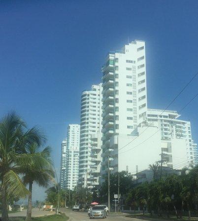 bueno alemán grande cerca de Cartagena