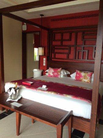 Club Med Albion Villas - Mauritius: master bedroom