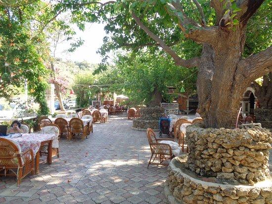 Ogun's Place: Restorant bölümü