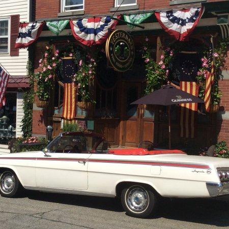 Warwick, Estado de Nueva York: Inviting store front