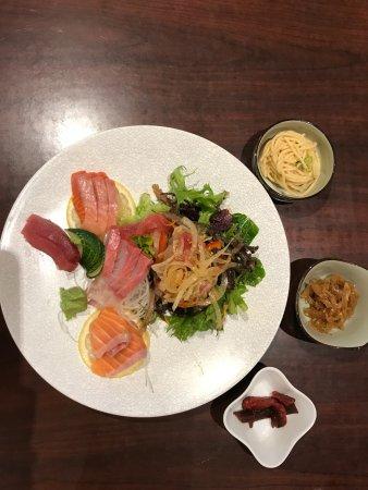 Shiranui: Sashimi