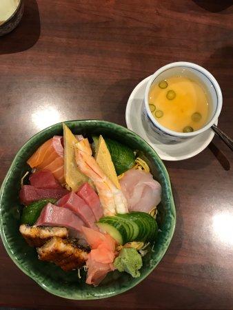 Shiranui: Egg Custard is the best!