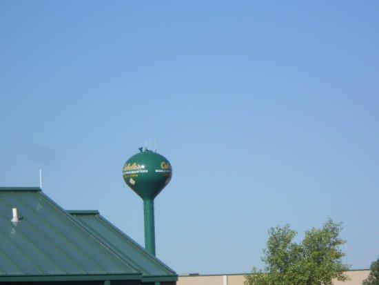 Sidney, NE: Cabela's RV Park & Campground