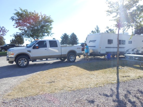 Sidney, NE: Cabela's RV Park & Campground
