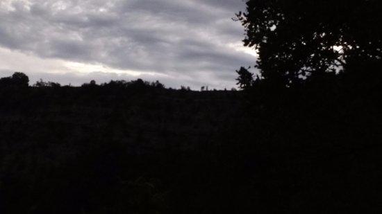 San Godenzo, Italia: mattina