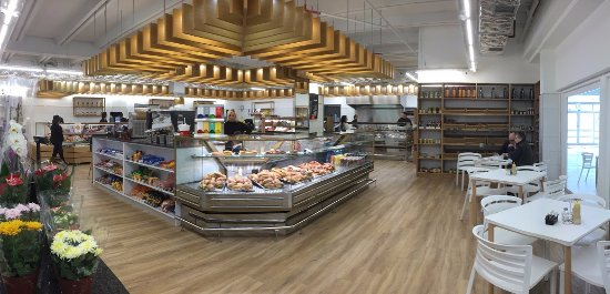 Hartlief Deli: Newly revamped store Entrance
