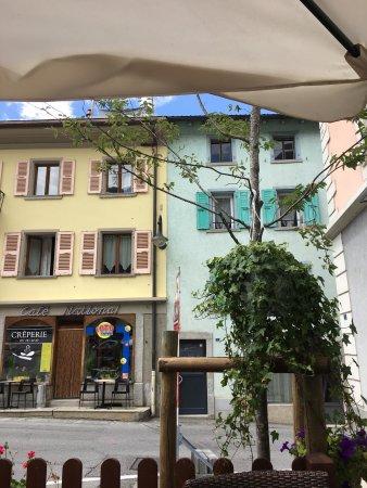 Orsieres, Switzerland: Hotel Restaurant Les Alpes
