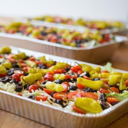 Newbury Park, Califórnia: Catering Salads