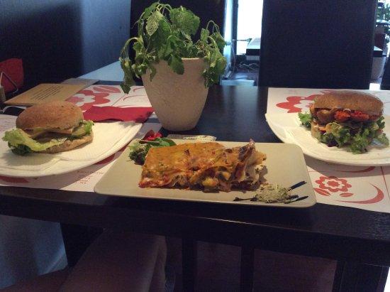 Vegehop: Наш ужин
