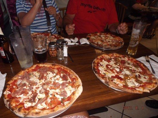 Best Pizza Restaurant In Myrtle Beach Sc