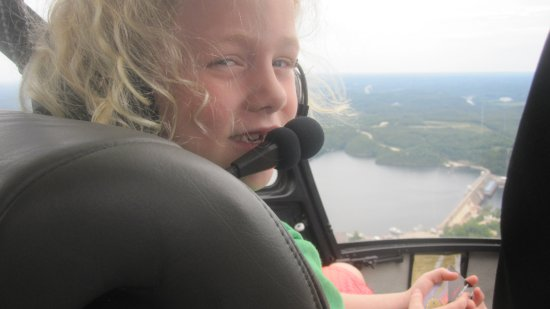 Lake Ozark, MO: co-pilot