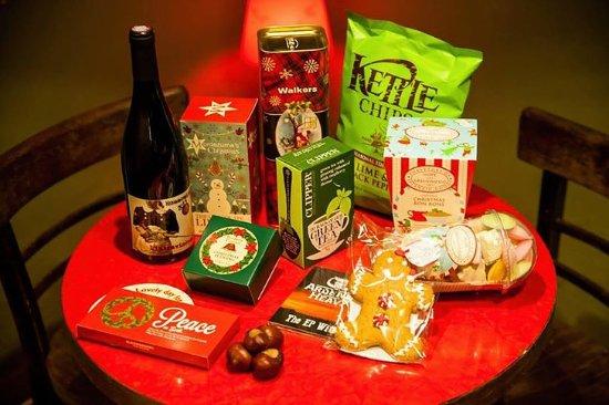 Абай-ля-Нев, Бельгия: paniers cadeaux noel