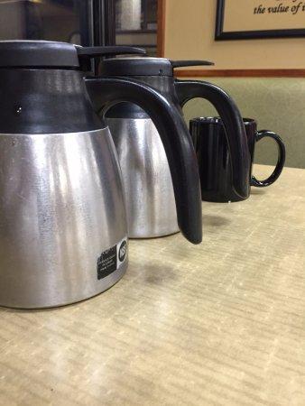 Wildwood, Флорида: coffee to begin