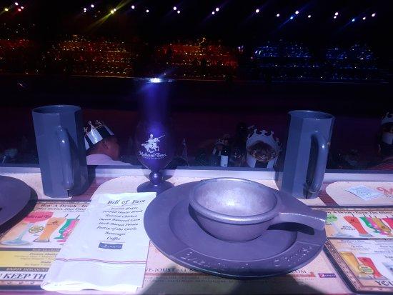Medieval Times Dinner & Tournament: 20170730_162722_large.jpg