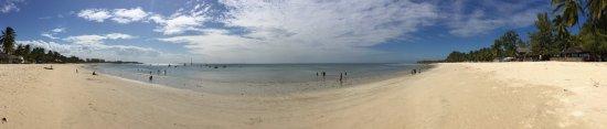Praia do Wimbe, Pemba, Cabo Delgado Moçambique - www.gotopembard.com © 2017