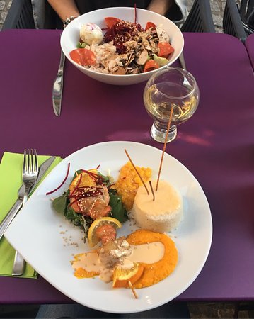 Restaurant au jardin angouleme omd men om restauranger Au jardin restaurant