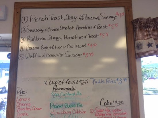 Front Royal, VA: Special with great value and fresh, delicious
