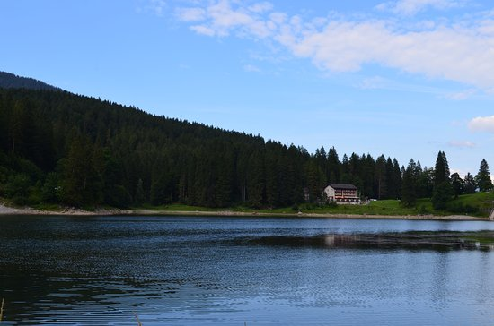 Nafels, Suiza: The Berghotel Obersee