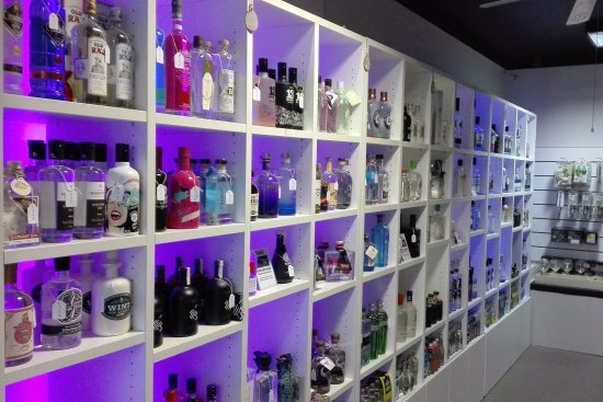 GinTonicShop.be Hasselt. Choose from more than 250 gin brands. Book your own gintasting or event